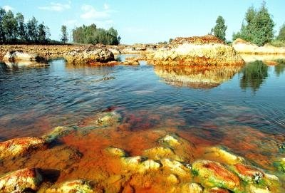 Ecologistas en Acción denuncia ante la UE los vertidos en el río Tinto