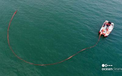 El buque Ocean Cleaner y un dron trabajarán desde finales de mes para combatir el alga invasora