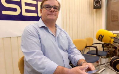 Entrevista a Christian Harhoff en Cadena Ser