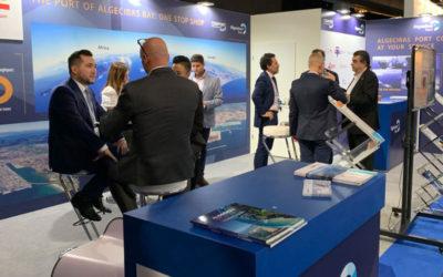 El Puerto de Algeciras se estrena en la Europort de Rotterdam